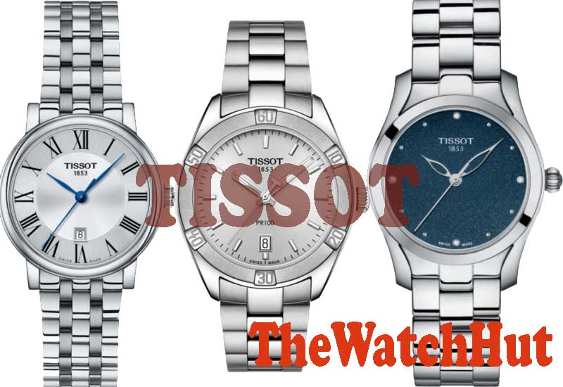 14 Best Selling Ladies Tissot Watches from TheWatchHut