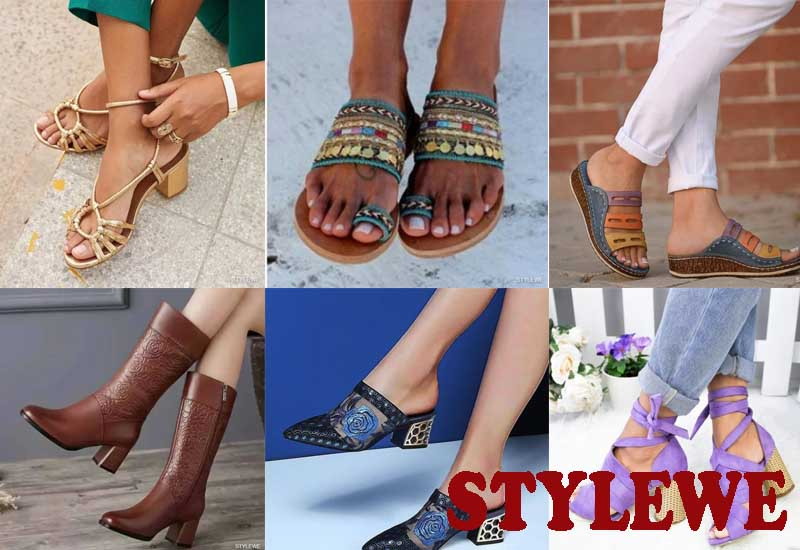15 Best Selling Shoes from STYLEWE