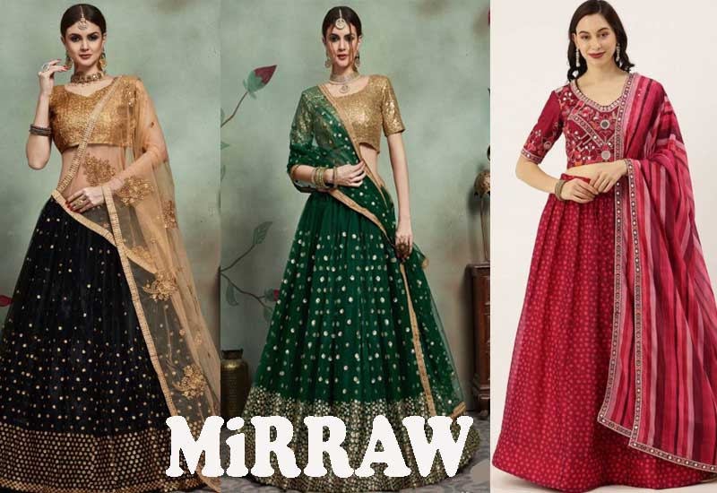11 Best Selling Traditional Party Wear Lehengas