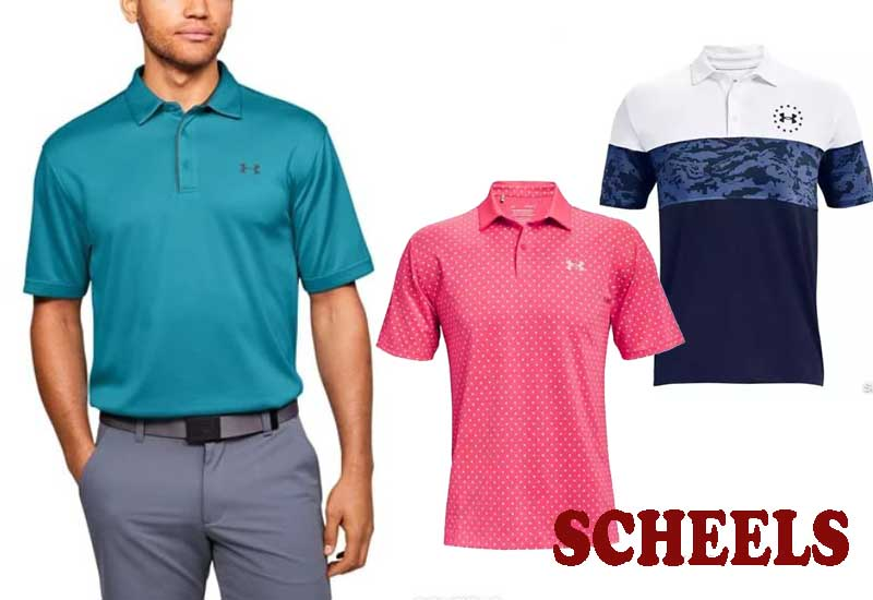 11 Best Selling Under Armour T-Shirts from SCHEELS