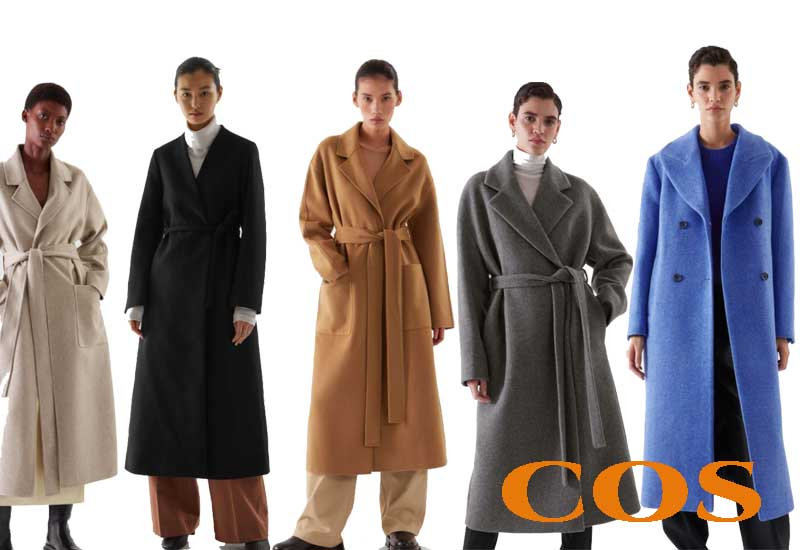 13 Best Womens Coats from COS
