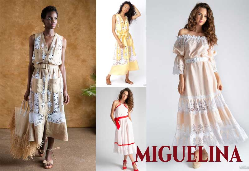 15 Best Selling Dresses from MIGUELINA