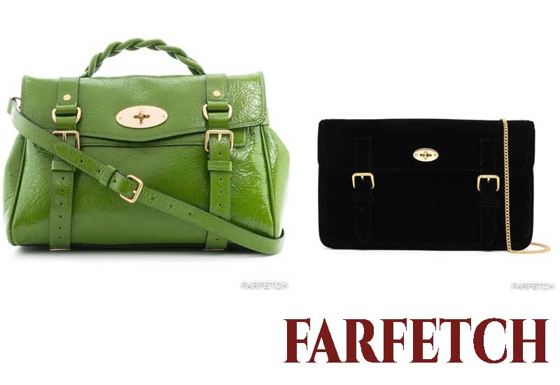 5 Awesome MulBerry Bags from FARFETCH