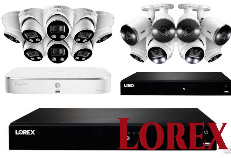 6 Best Selling HD IP Camera Systems from Lorex