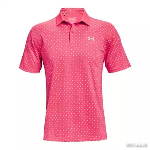 Men's Under Armour Performance Printed Polo