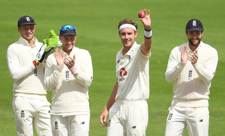 stuart broad take 500 test wickets becomes world's seventh bowler