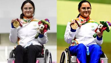 Photo of Tokyo Paralympics में शूटर Avani Lekhara डबल धमाल