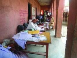 मतदान केन्द्र