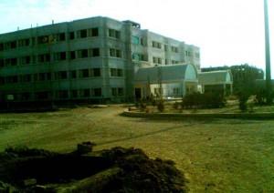 महामाया मेडिकल कॉलेज (फोटो साभार: डाक्टर विनोद मौर्या)