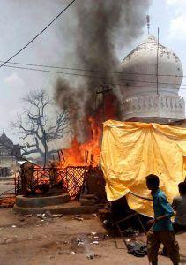 Mahoba - Kulpahad Communal Violence web