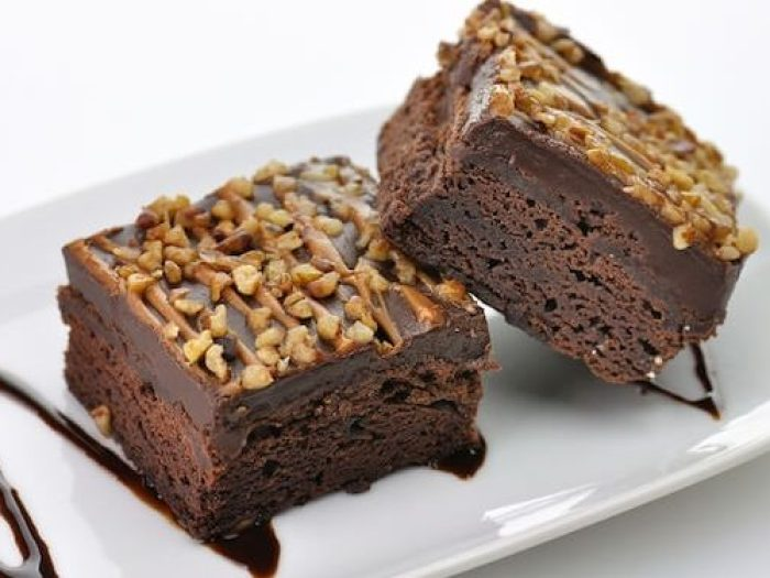 here is the recipe for Ovenless chocolate brownies at home   Khabarlazmi