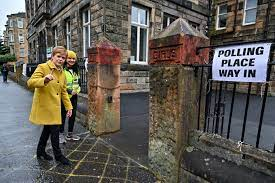 توقع استفتاء استقلال أسكتلندا عن بريطانيا