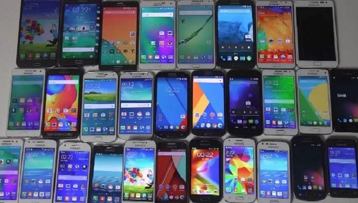 Pakistan, mobile phone, imports, decline