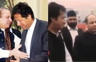 Imran Khan, Nawaz Sharif, health, Lahore, PML-N, Kot Lakhpat hospital