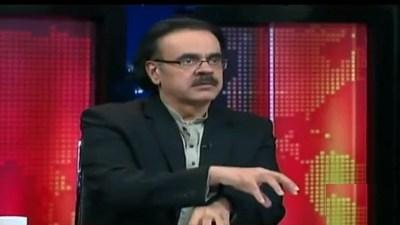 Shahid Masood, Pakistan