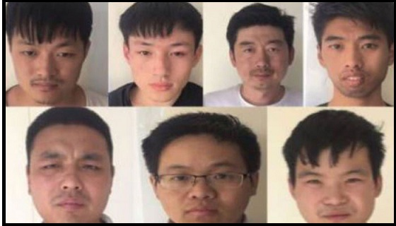 China, Chinese nationals, Pakistan, FIA, arrested, prostitution