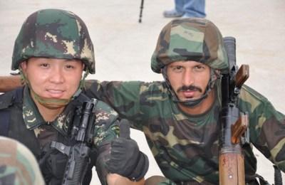 Pakistan, China, Pakistan Army, military, joint training