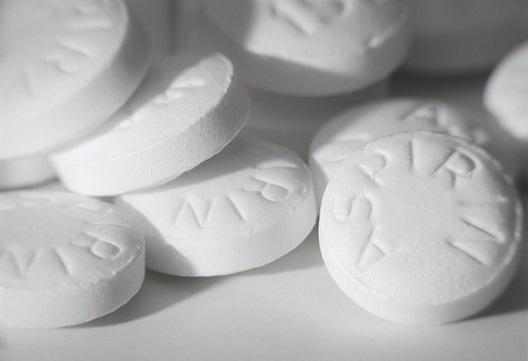 Air pollution, Aspirin, side effects