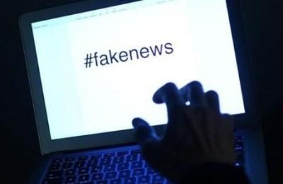 False news items, true reports, Christopher Blair