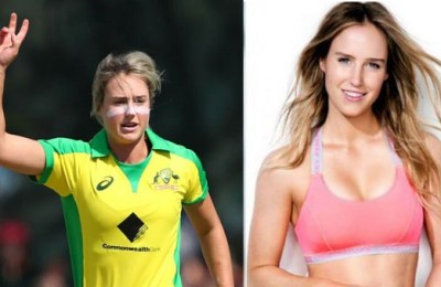 Australian cricketer, Ellyse Perry, Model