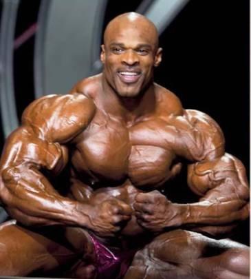 Bodybuilder, Ronnie Coleman, health, operation