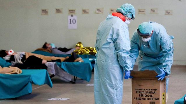 Italy, coronavirus, deaths, Italy coronavorus