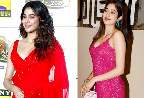 Janhvi Kapoor, dance, zingaat, event, nashik, women's day