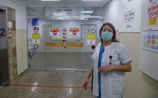 Arab doctors, coronavirus, COVID-19, Khitam Hussein
