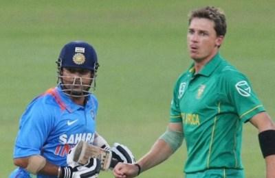 Dale Steyn, Sachin Tendulkar, LBW, ODI, 2010