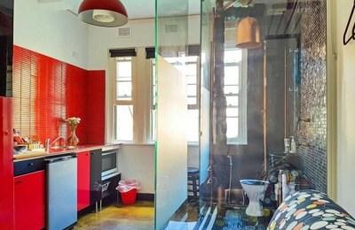 Apartment, Australia, kitchen, bathroom