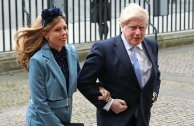 Boris Johnson, son, named, PM life, doctors