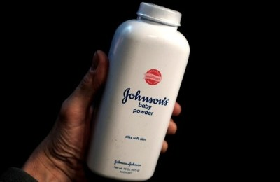 Johnson & Johnson, powder, sale, US, Canada, talc-based powder