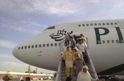 PIA, Hajj, Umrah, flights, loss