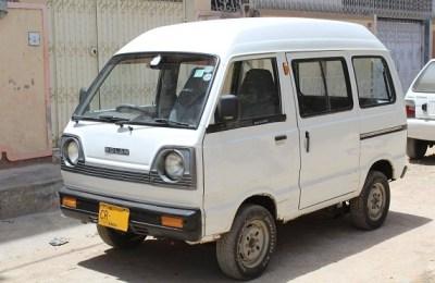 Suzuki Bolan, price, Pakistan