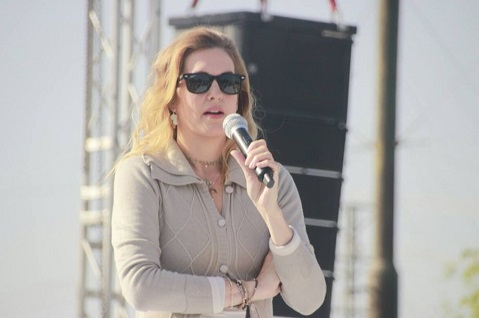 US blogger, Cynthia Ritchie, politician, Islamabad High Court