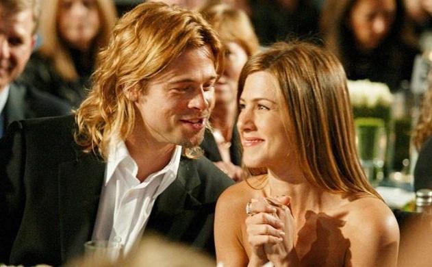 Jennifer Aniston, Brad Pitt, Titanic