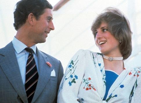 Princess Diana, honeymoon letters