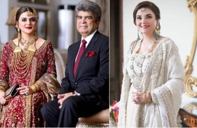 Kashmala Tariq, wedding, Waqas Khan