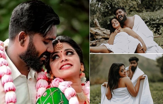 Indian couple, intimate wedding photoshoot, criticism