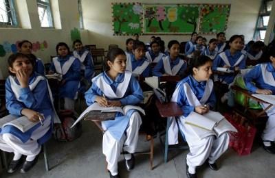 Shafqat Mehmood, Schools, Pakistan, Shafqat Mehmood