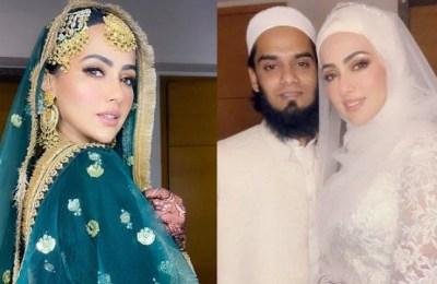 Sana Khan, Mufti Anas