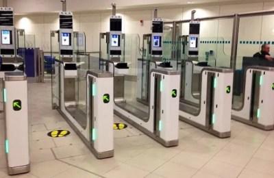 E-gates airports, Pakistan, CAA