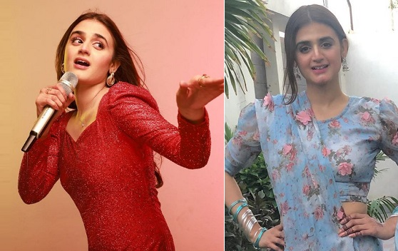 Hira Mani, song, Instagram