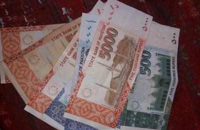 Shabbar Zaidi, Rs 5000 note, Pakistan