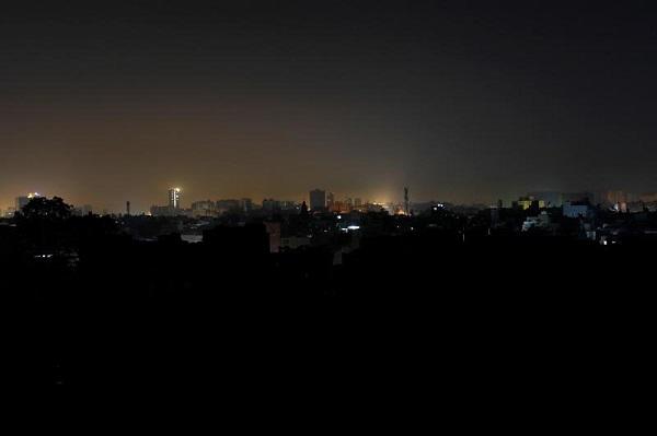 Power breakdown, Pakistan, Power outage