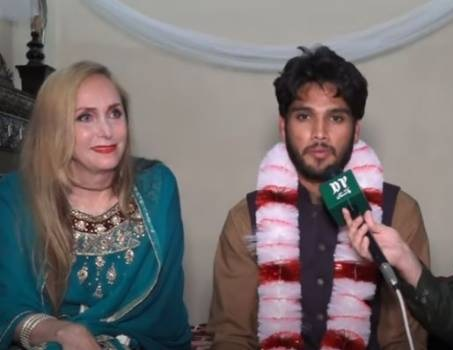 Czech woman Pakistan, Gujranwala, marriage