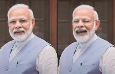Modi, Dil Dil Pakistan, Modi Pakistan