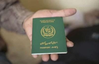 Pakistan passport fee, passport, fee