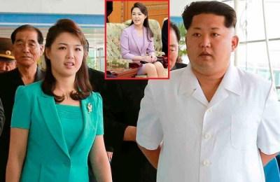 Kim Jong-un, wife, Ri Sol-ju, North Korea