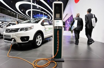 China electric cars, auto sector, China